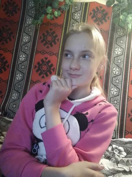 12-летняя Катя Добродий