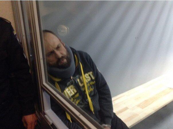 ДТП у Харкові на Сумській: другому фігуранту справи стало погано в суді