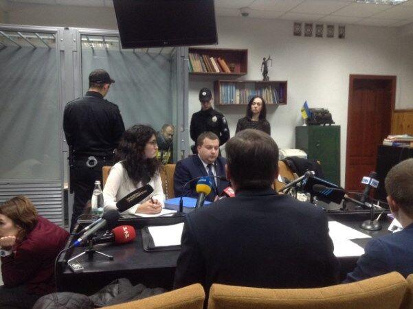 ДТП в Харькове на Сумской: второму фигуранту дела стало плохо в суде