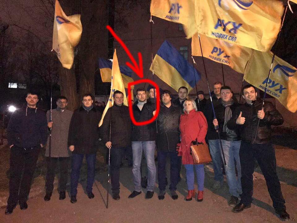 Участники блокирования суда над Насировым