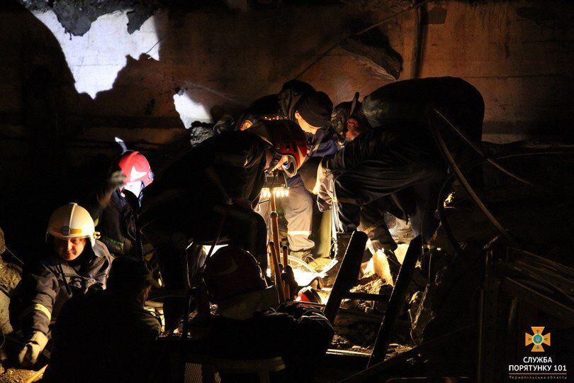 У Тернополі відбувся потужний вибух: усі подробиці, фото і відео
