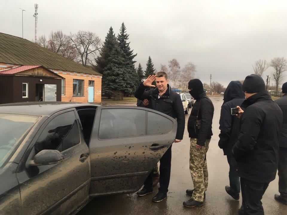 На Луганщині затримали скандального проросійського екс-депутата
