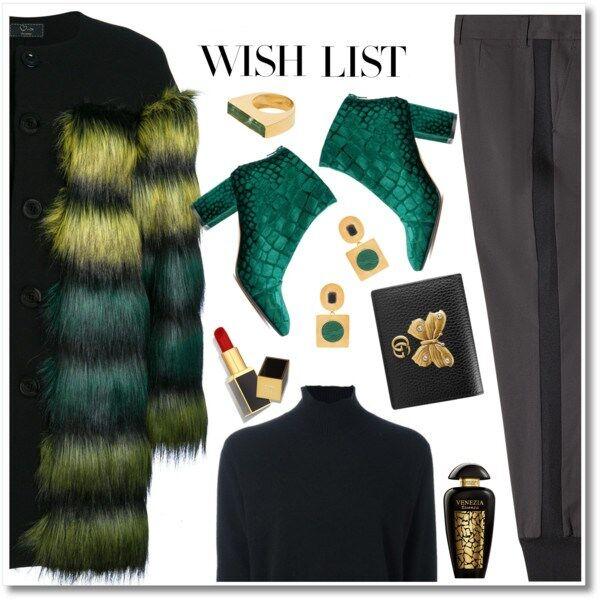 Будь в тренде: назван новый модный цвет зимы-2018