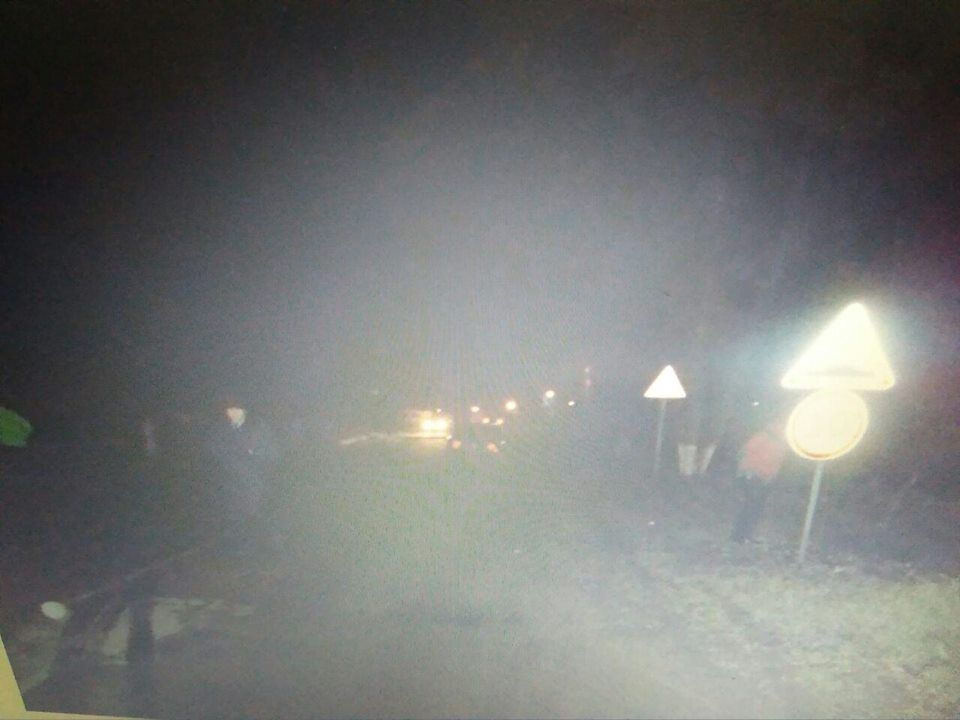 На Сумщині п'яний водій протаранив натовп людей