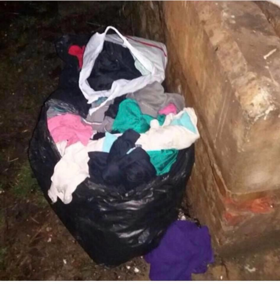 В інтернаті Полтави подарунки дітям до Дня Святого Миколая викинули на смітник