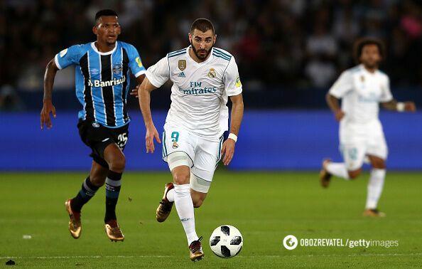 Реал Мадрид - Гремио