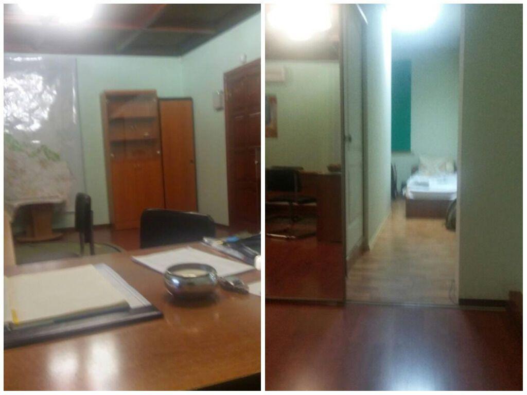 Кабинет и комната отдыха начальника полиции Луганщины