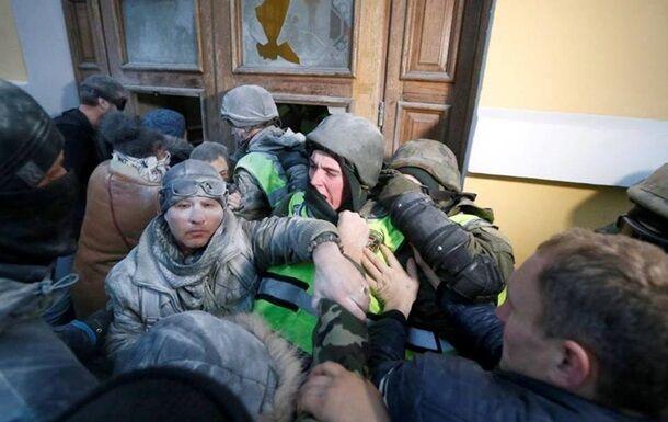 Знаю, кто пустил слух об утреннике - очевидец о штурме Октябрьского