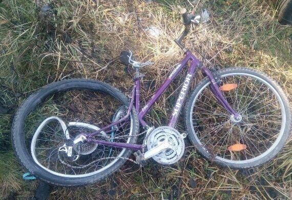 ДТП із велосипедистом