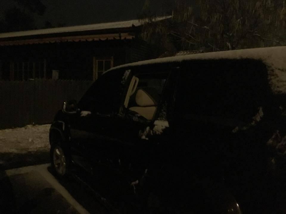 У Києві напали на авто екс-міністра ЖКГ України