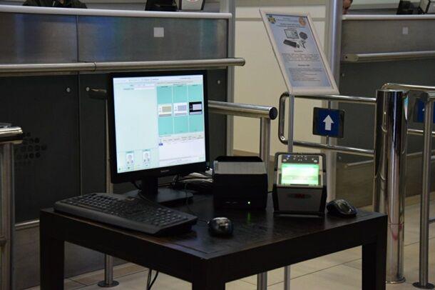 Росіянам приготуватися: прикордонники показали, як працює біометрія на кордоні
