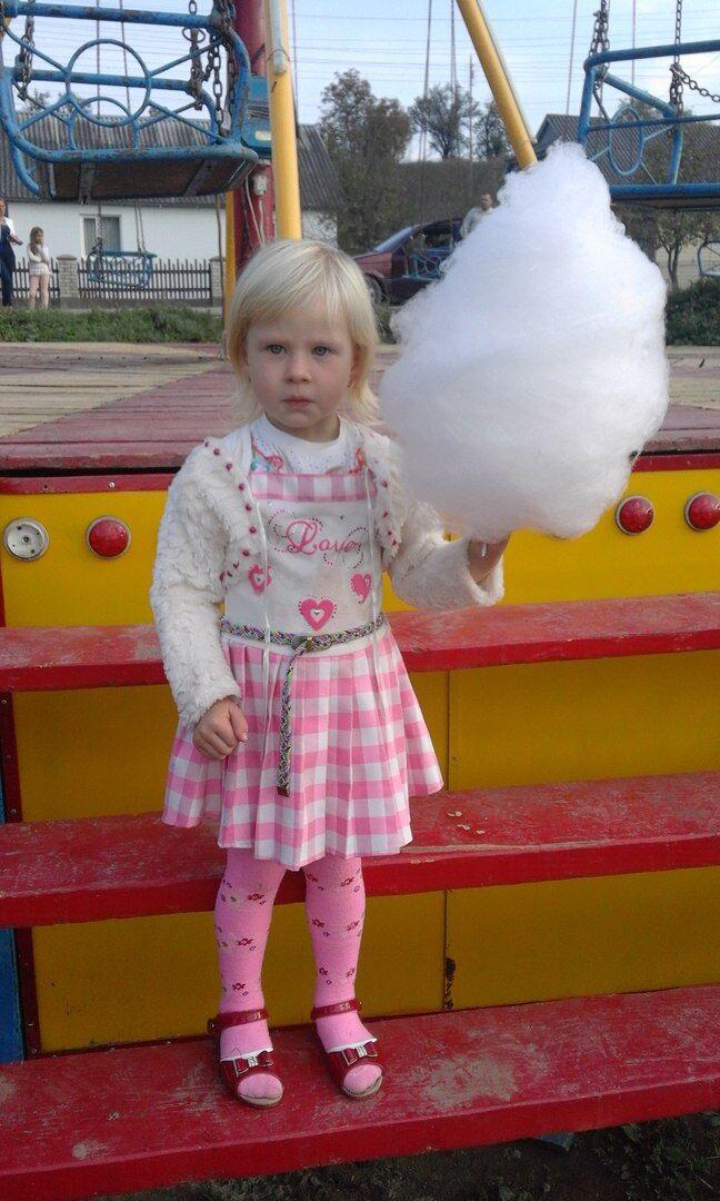 4-летняя Влада