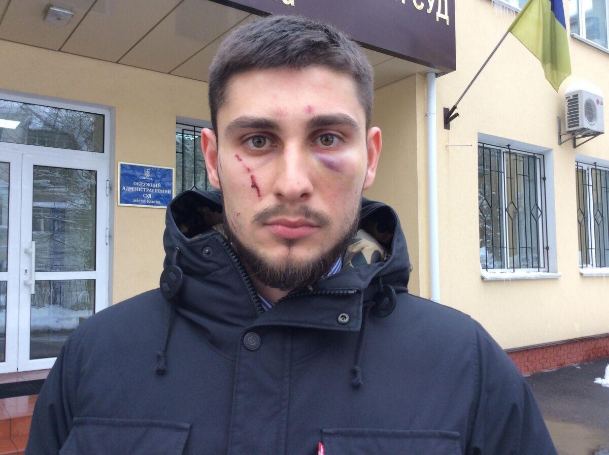Земельний махінатор Попов намагався викрасти адвоката біля будівлі Мін'юсту