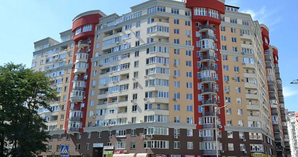 ЖК, де Алексашина купила квартиру