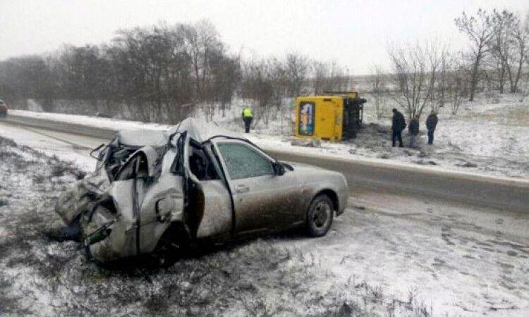 В авто находились четверо: в Николаеве произошло смертельное ДТП