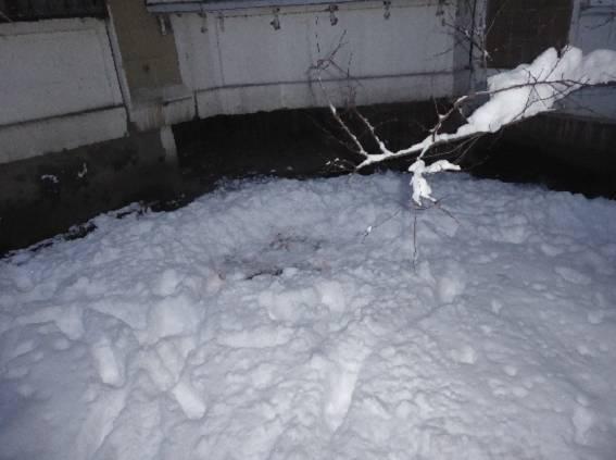 Спасался от собутыльника: в Киеве мужчина выпрыгнул с 7 этажа