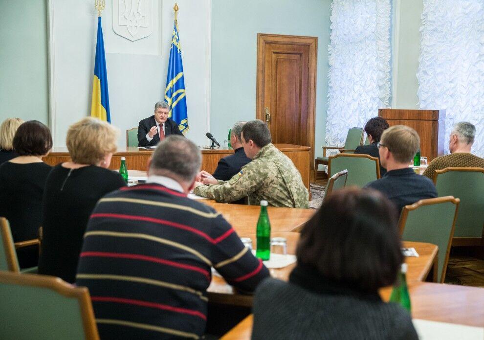Символ победы Украины: Порошенко сделал сильное заявление об обмене пленными