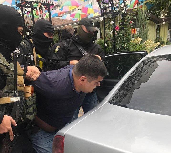 """Грузинского """"вора в законе"""" Тенгиза Чарая, известного в криминальном мире как """"Тенго Гальский"""", в очередной раз выдворили из Украины"""