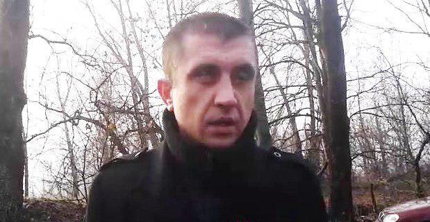 Водитель Дмитрий Россошанский