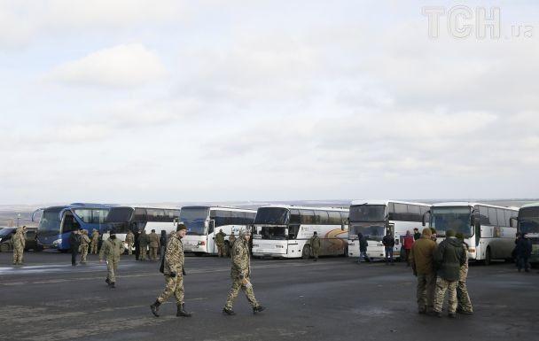 """Україна і терористи """"ЛДНР"""" провели наймасштабніший обмін полоненими"""