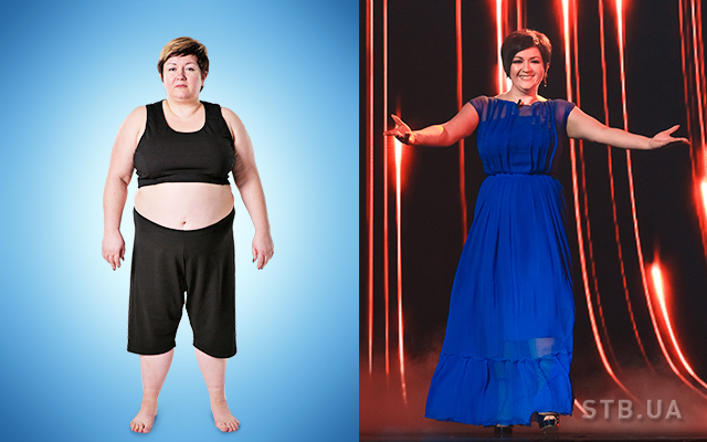 """""""Зважені і щасливі-7"""": феноменальные фото участников до и после похудения"""