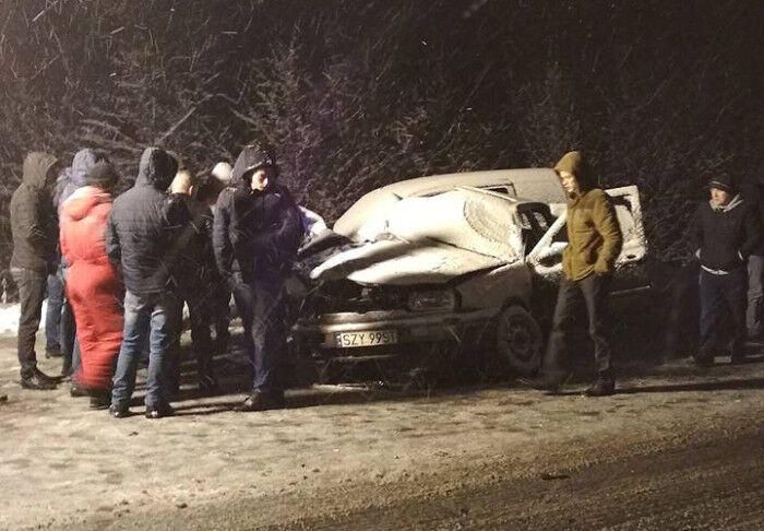 Трагедия под Черновцами