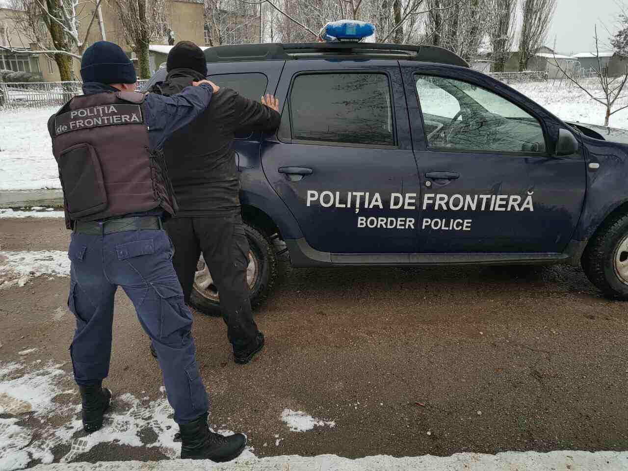 У Молдові затримали соратника Саакашвілі, який намагався незаконно пробратися в Україну