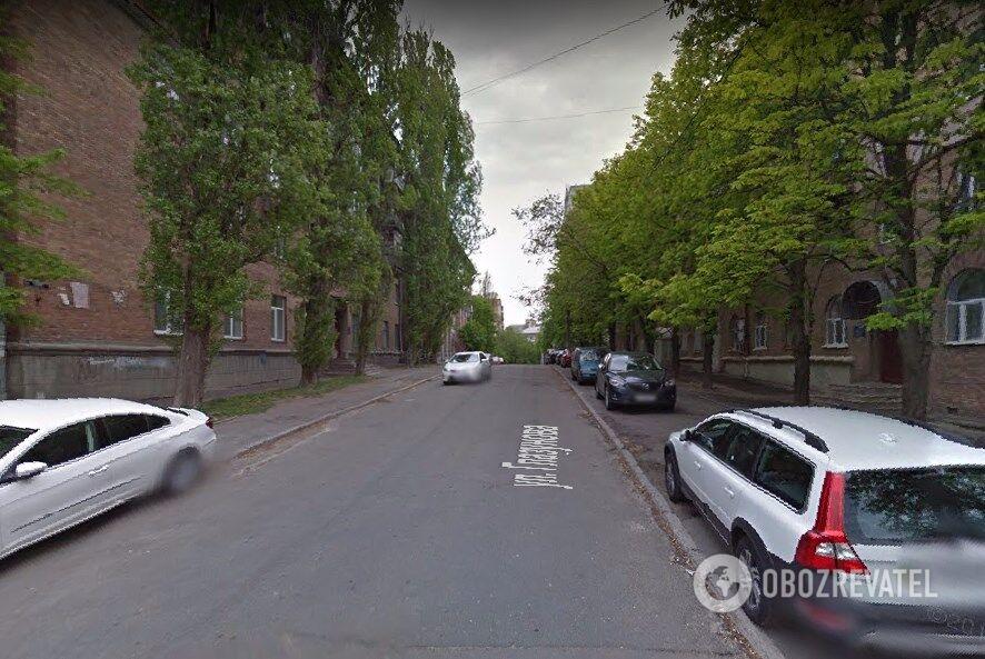 Стрілянина сталася на вул. Глазунова