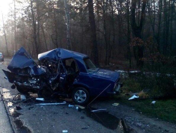 Авария на Гостомельско шоссе