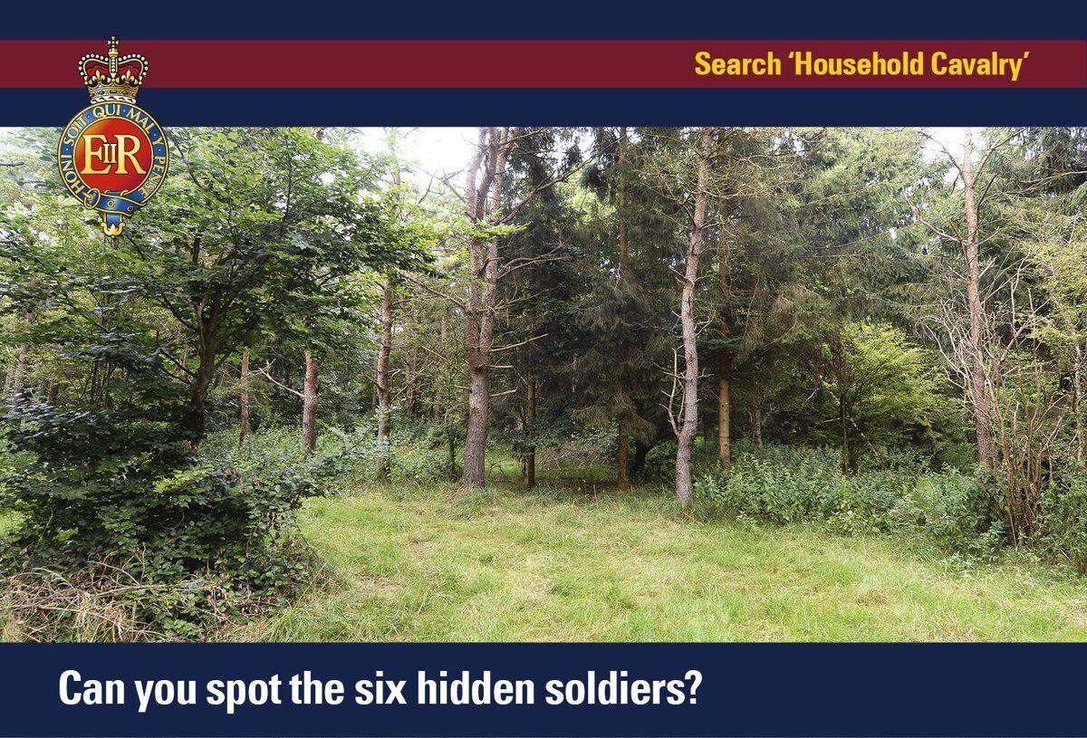 Найти одного - уже чудо: сеть озадачило фото солдат-невидимок