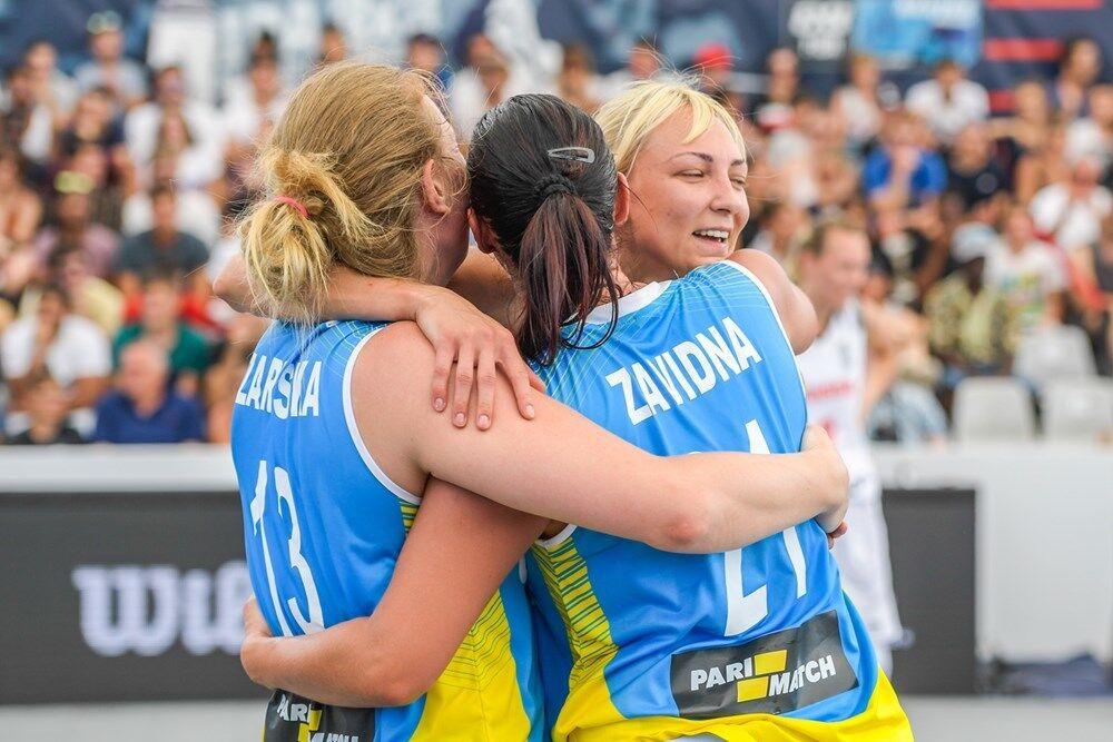 Пять больших побед украинского баскетбола в 2017 году