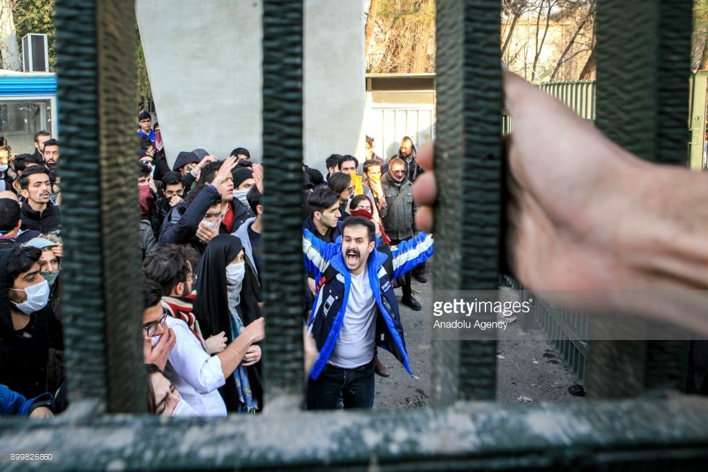 Массовые протесты в Иране: появились новые погибшие и раненые