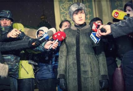 От женщины-вампа к инопланетянину: как менялась Савченко