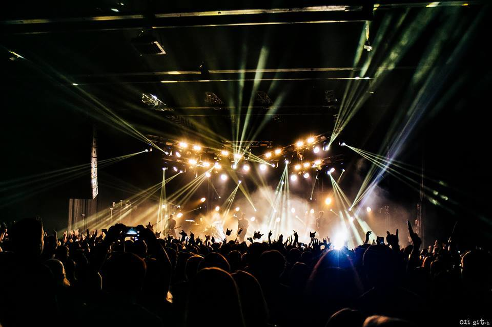 Крізь терни до зірок. У Києві відгримів небувалий концерт O.Torvald: яскраві фото