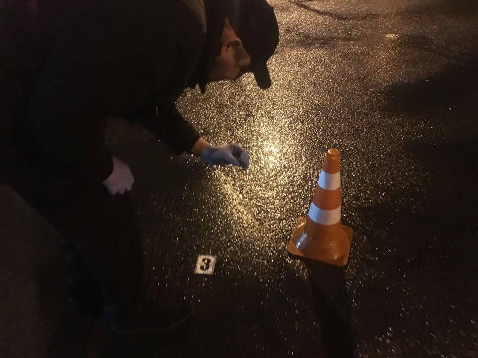 В Одесі серед вулиці розстріляли чоловіка