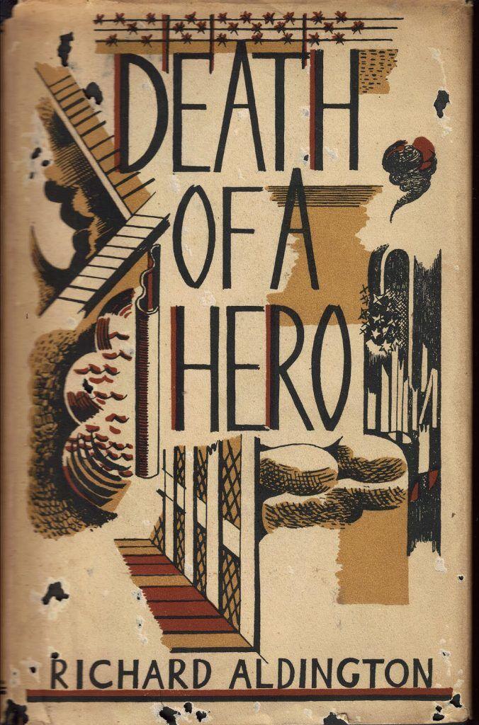 Ричард Олдингтон, смерть героя