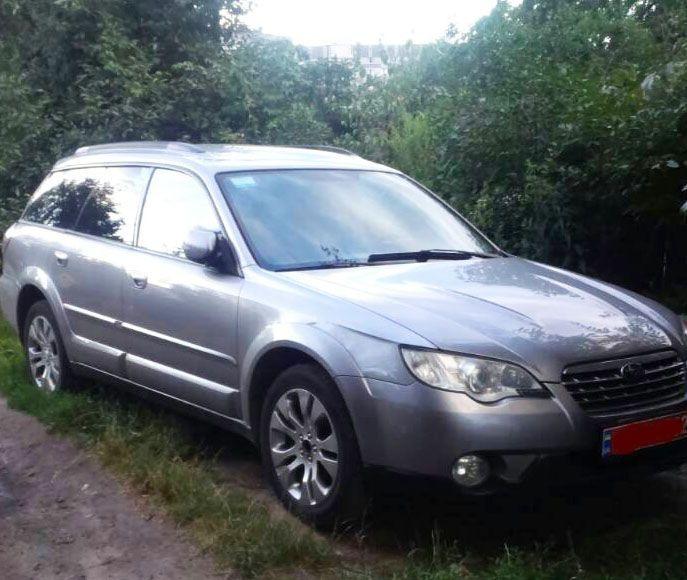 Злодії викрали Subaru Outback АА 3723 ЕН