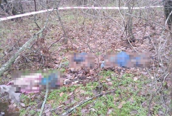 Жахливий злочин на Одещині: у лісі знайшли скелети матері і маленьких дітей