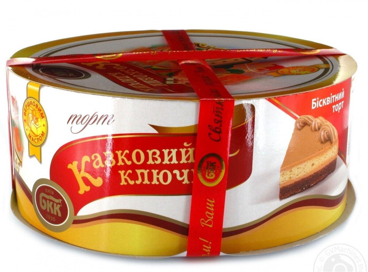"""""""Казковий ключик"""" ПАТ """"Київхліб"""""""