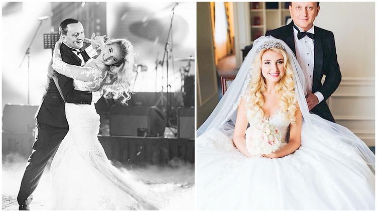 Миллионная свадьба Севостьяновой: появилась праздничная фотосессия