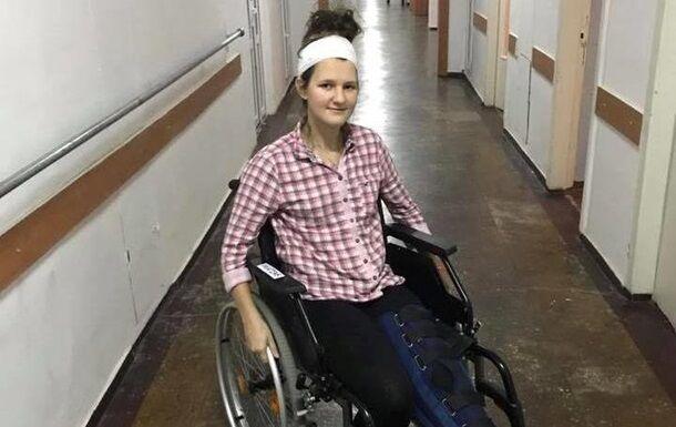 ДТП із Зайцевою: з'явилися хороші новини про постраждалу дівчину