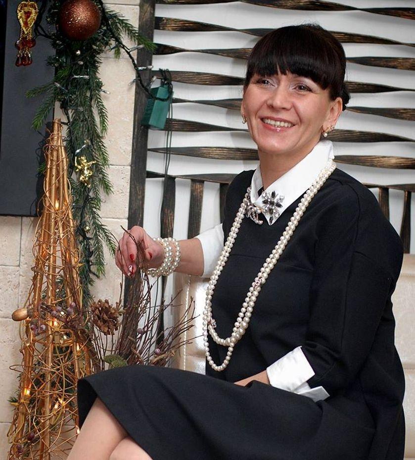 Лариса Дегтяренко