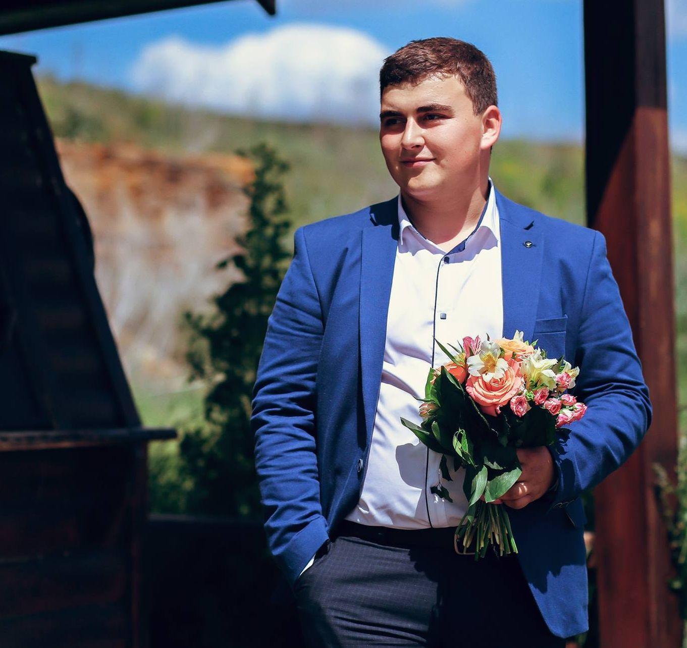 Валерій Дегтяренко вивчав правознавство в Донецькому національному університеті