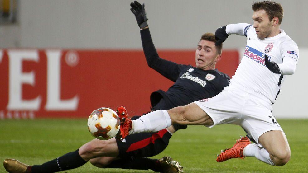 """""""Зоря"""" програла """"Атлетику"""" і не зуміла вийти до плей-офф Ліги Європи"""