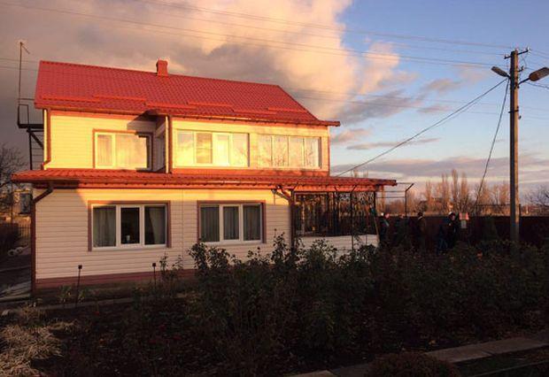 Будинок фермерів Дегтяренко