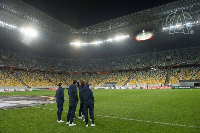Ваші мужики! Як Україна завершила рік в Лізі Європи