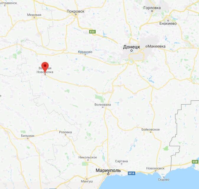 Велика Новосілка