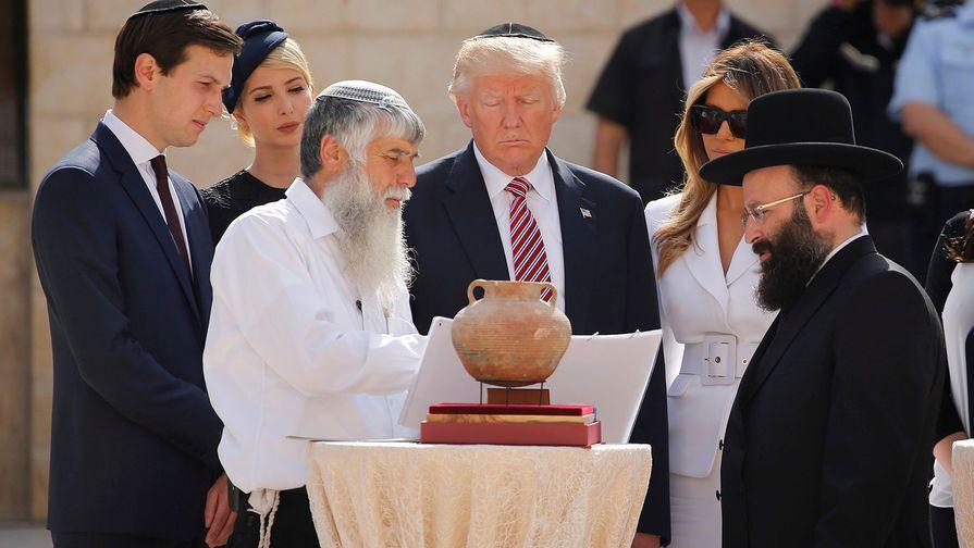 Значит, война? Чем грозит решение Трампа по Иерусалиму
