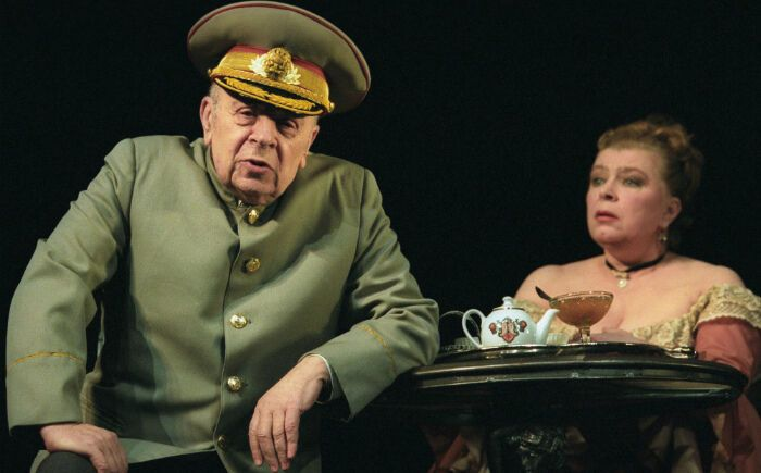 """Умер известный советский актер из """"черного списка"""" Украины"""