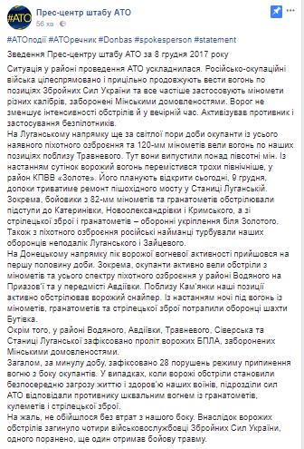 Шквальний вогонь: ВСУ понесли масштабні втрати на Донбасі